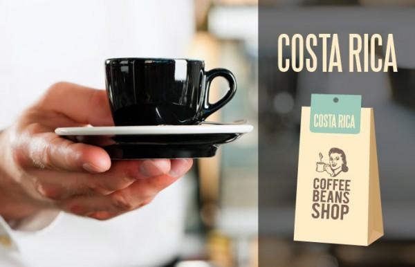 Costa Rica Coffee Beans