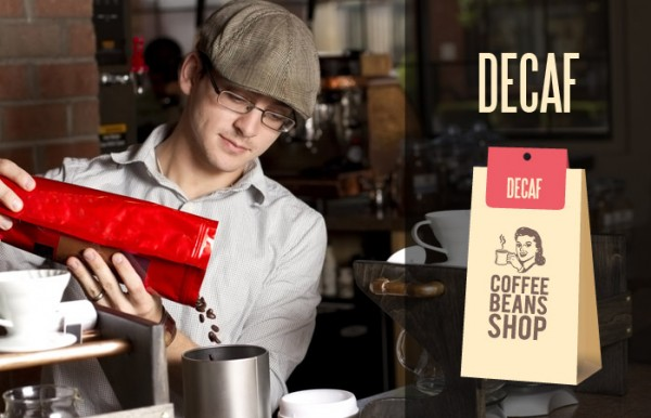 Colombia Decaf Coffee Beans