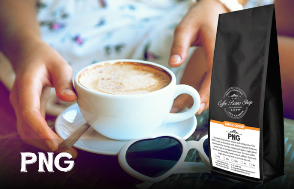 PNG Coffee Beans
