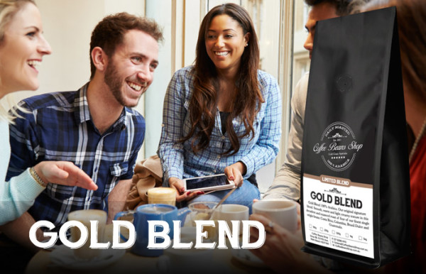 Gold Blend Coffee Beans
