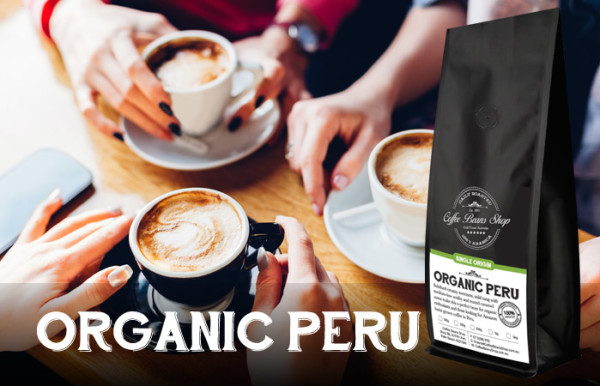 Organic Peru Coffee Beans