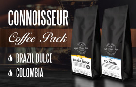 Connoisseur Coffee Pack