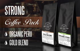 Strong Coffee Pack