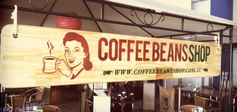 Coffee Beans Shop Article