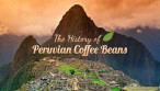 Organic Peru Coffee Beans Shop Article