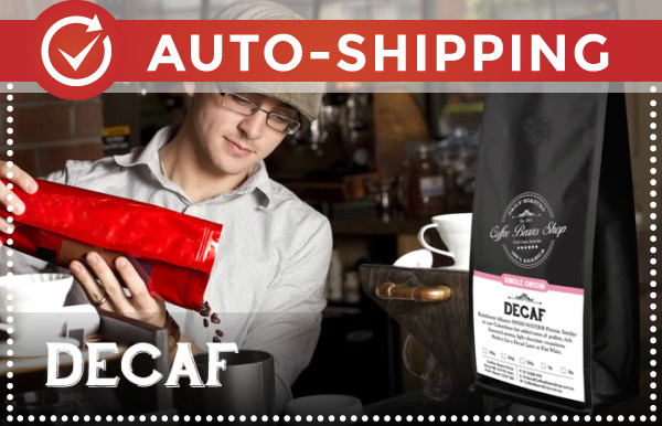 Colombia Decaf Coffee Beans Monthly Subscription