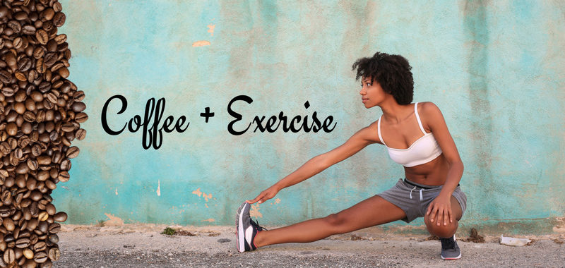 drink coffee before exercise to improve your workout