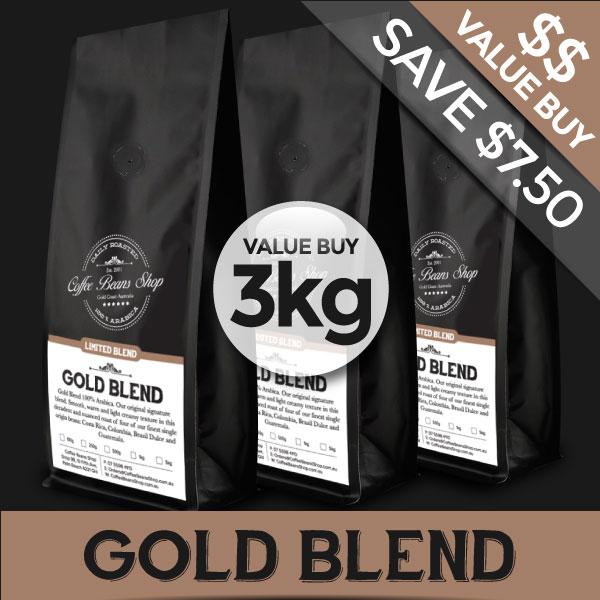 Gold Blend Coffee Beans Coffee Roasters Australia